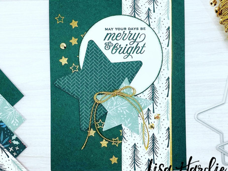 Christmas in July | Tidings of Christmas Card w/ VIDEO