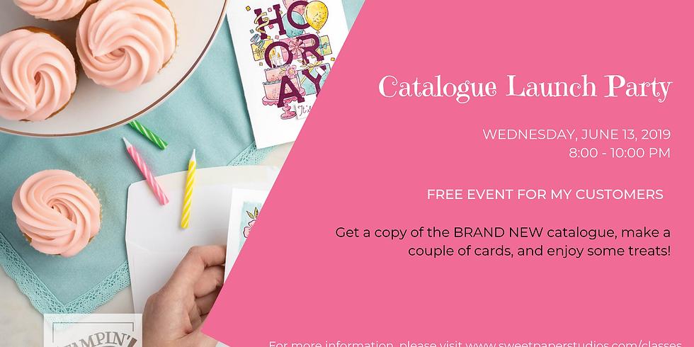 Catalogue Launch Party