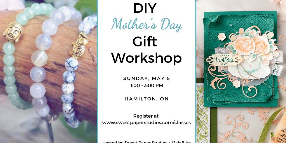 DIY Mother's Day Gift Workshop