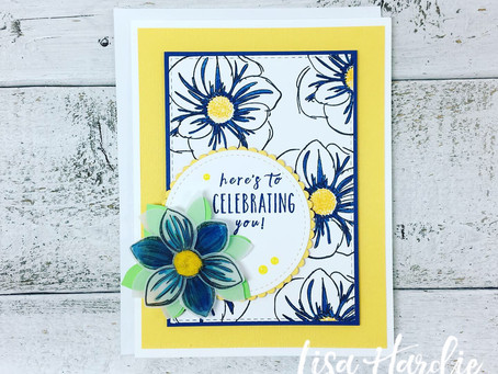 Floral Essence Card for PCC 346