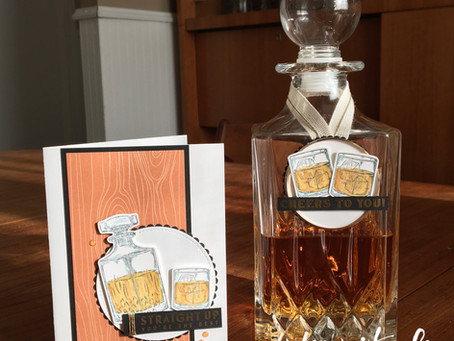 OSAT Blog Hop | New Review with Whiskey Business
