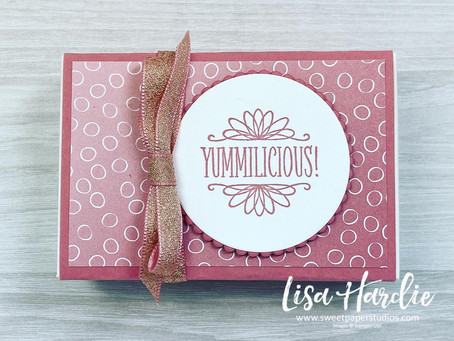 How To Assemble & Quickly Decorate the Love You Always Treat Boxes w/VIDEO