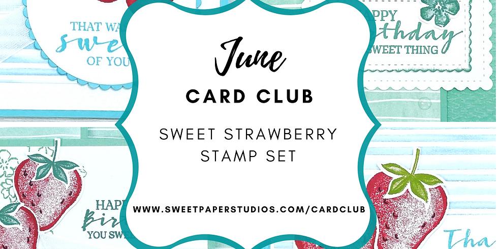 June Card Club