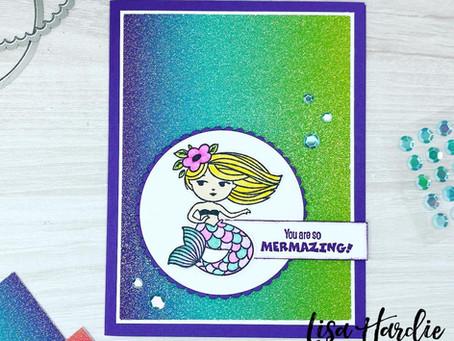 The CUTEST Pirates & Mermaids Card w/VIDEO