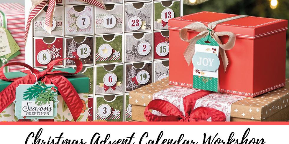 Christmas Advent Calendar Workshop