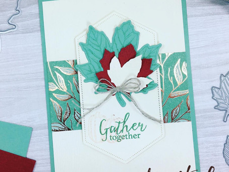 Fall Inspiration with the Gathered Together Bundle