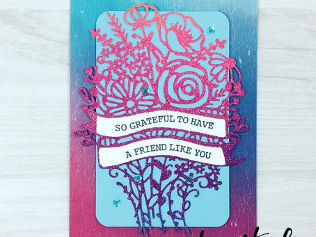 Artistry Blooms Cards w/Video