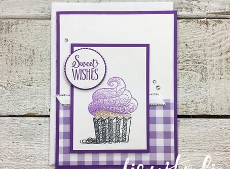 Hello Cupcake Card for PPC325
