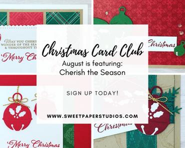 August Christmas Card Club