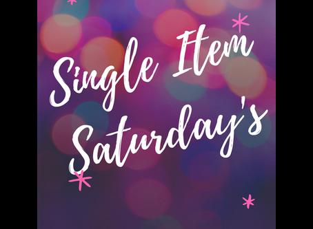 Single Item Saturday: The Big Shot