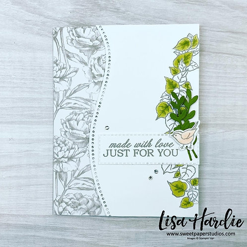 Made With Love Card