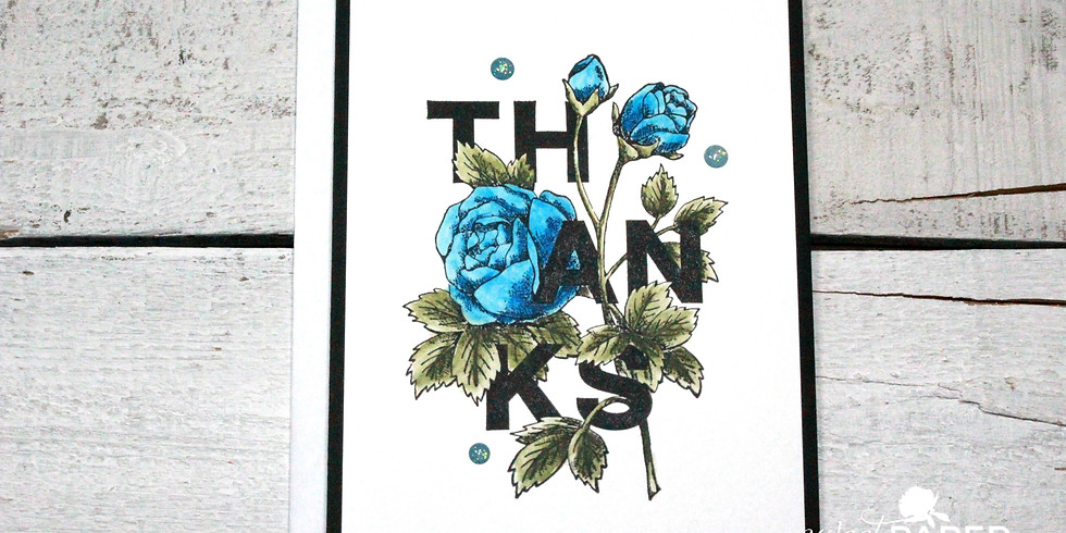 Stamping 101: Beginners Stamping Class