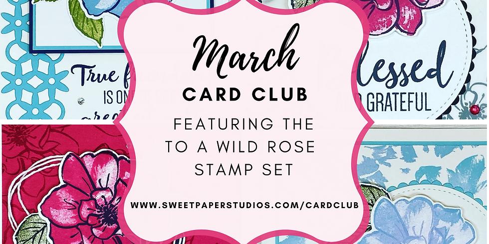 March Card Club