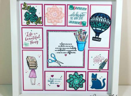 Inspirational Craft Room Sampler