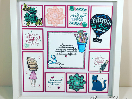 Inspirational Craft Room Sampler