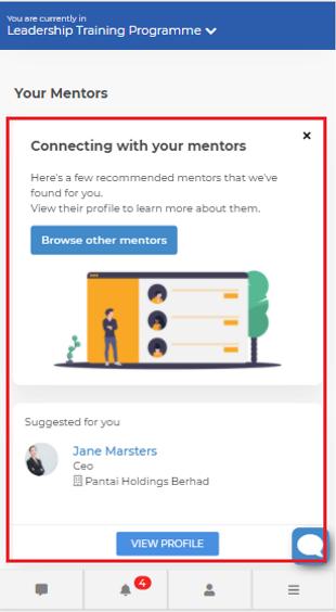 Image 9 Mentorship Dashboard - Mentors L