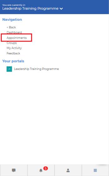 Image 18 Mentorship Dashboard Screenshot