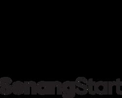 SenangStart Logo 1 - Leeroy Shah Douglas