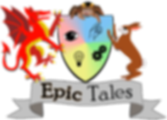 The Epic Tales Coat of Arms