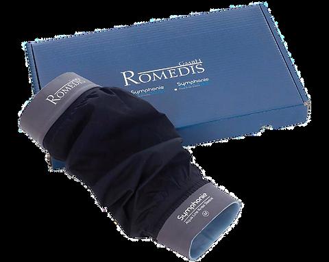 Symphonie Aqua Knee Sleeve by Romedis