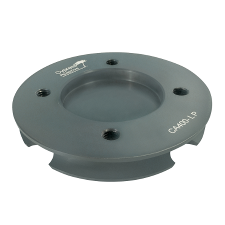 Cypress Low Profile 4-Hole Plate