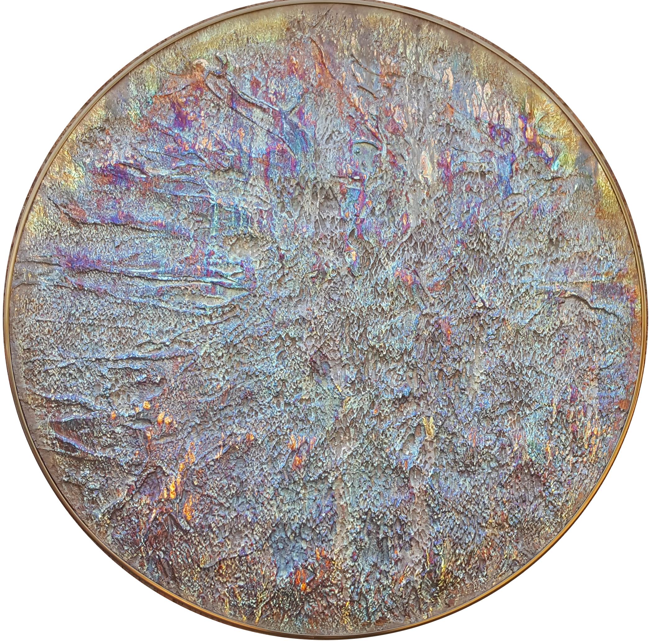 Iridescent Nebula