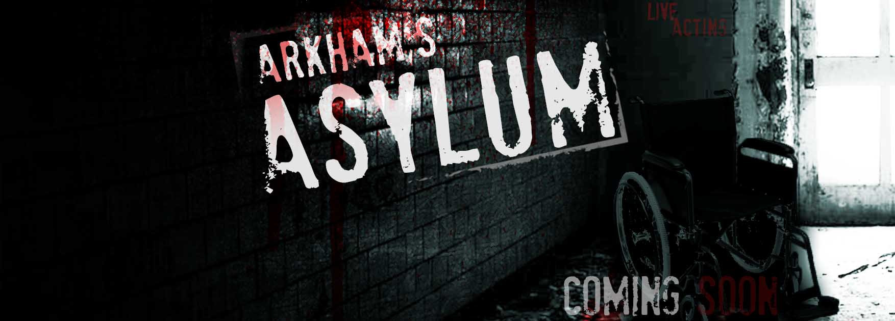 1 asylum strip horror  - arkham escape room rooms athens greece αθηνα ελλαδα δωματια αποδρασης batman joker riddler
