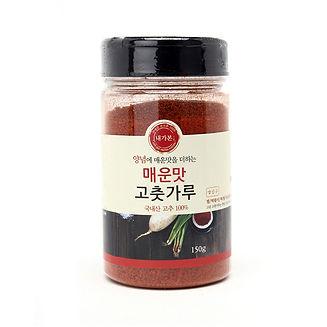 5국내산 매운맛 고운 고춧가루(양녀