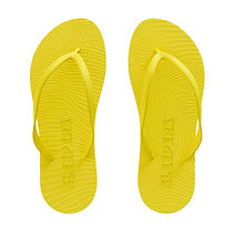 bright yellow slippers from ethical sleepers