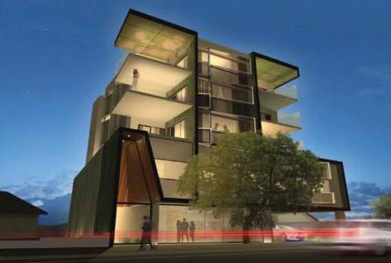 136 Riseley St - Apartments