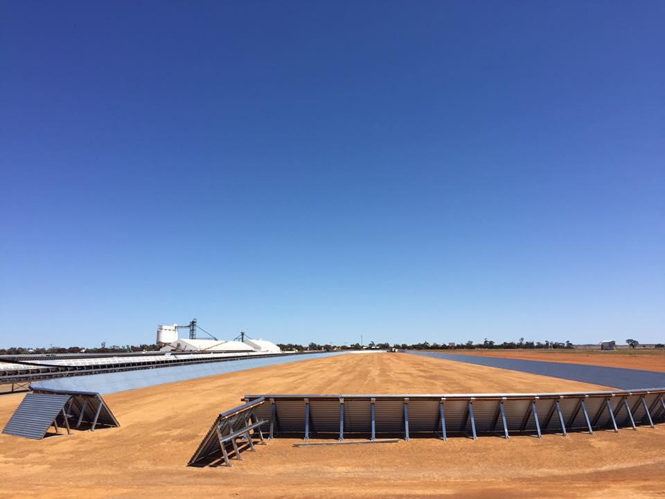 Wheatbelt Grain Storage