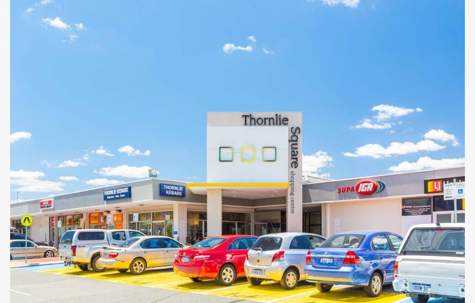 Thornlie Square Shopping Centre
