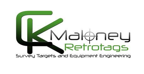 CK Maloney Surveying retroatags