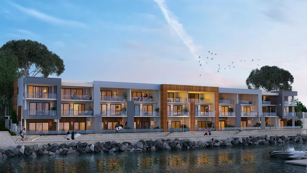 Vivid Blu Apartments - Mindarie