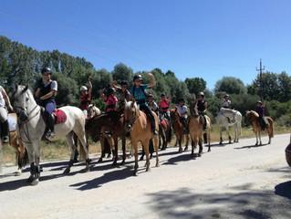 Las vacaciones más divertidas en Poniclub Valle Viñuelas