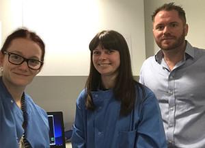 ClinSpec Dx installed at Edinburgh's Western General Hospital