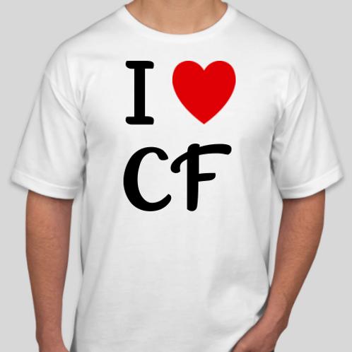 I Heart CF T-Shirt
