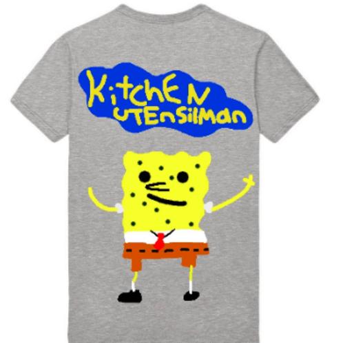 Kitchen Utensilman T-Shirt