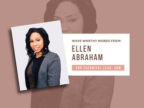 Wave Worthy Chats - Ellen Abraham