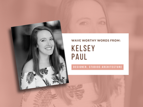 Wave Worthy Chats - Kelsey Paul