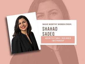 Wave Worthy Chats - Shahad Sadeq