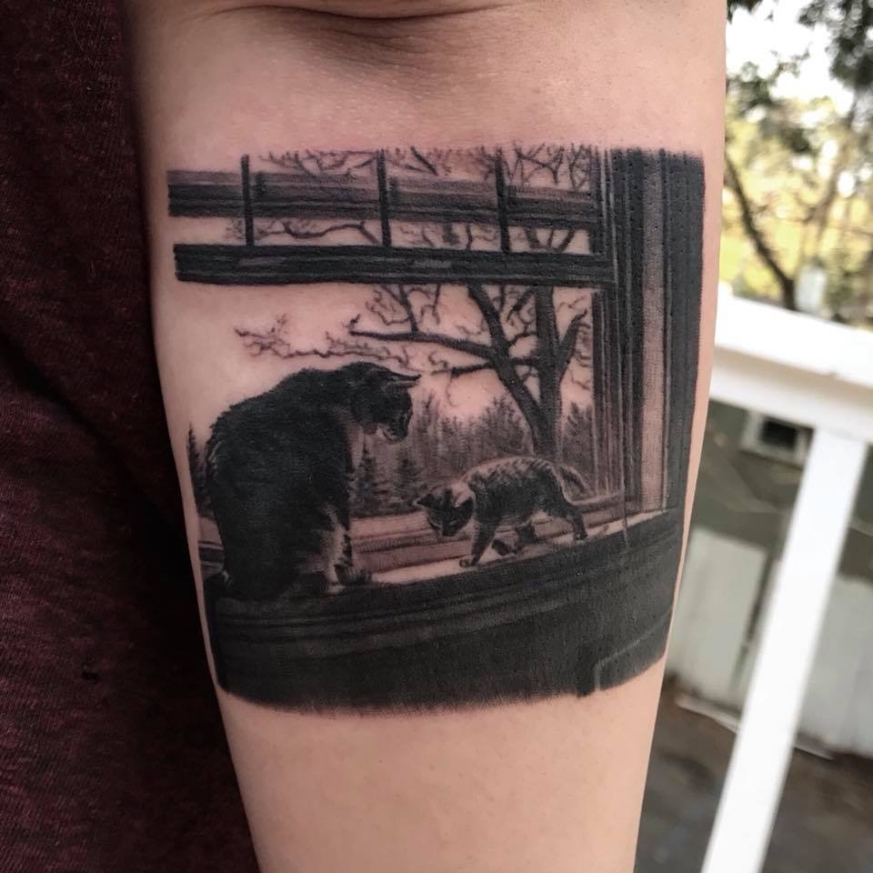 Orlando Tattoo Artist