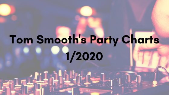 Titel_Tom_Smooth's_Party_Charts_1/2020_DJ_Controller