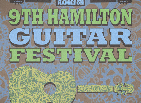 9th Hamilton Guitar Festival