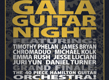 Gala Guitar Night!