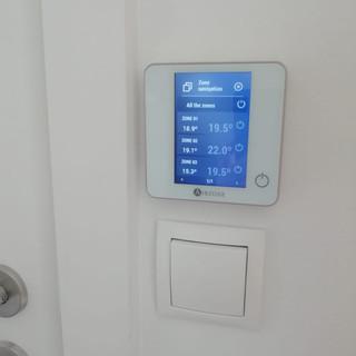 Aansturen airco/warmtepomp