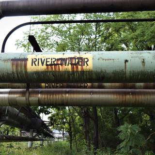 Republic Steel Riverwater by Rachel E. H
