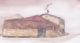 La grange de Marie France à Eauz