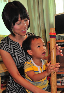 Suzuki Early Childhood Music Lessons