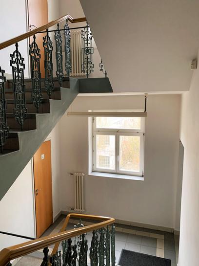 Křišťanova interiér